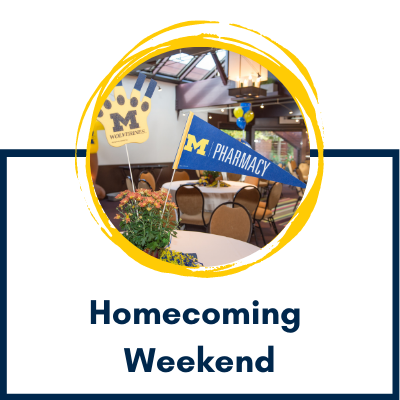 Homecoming Weekend Event Page Link