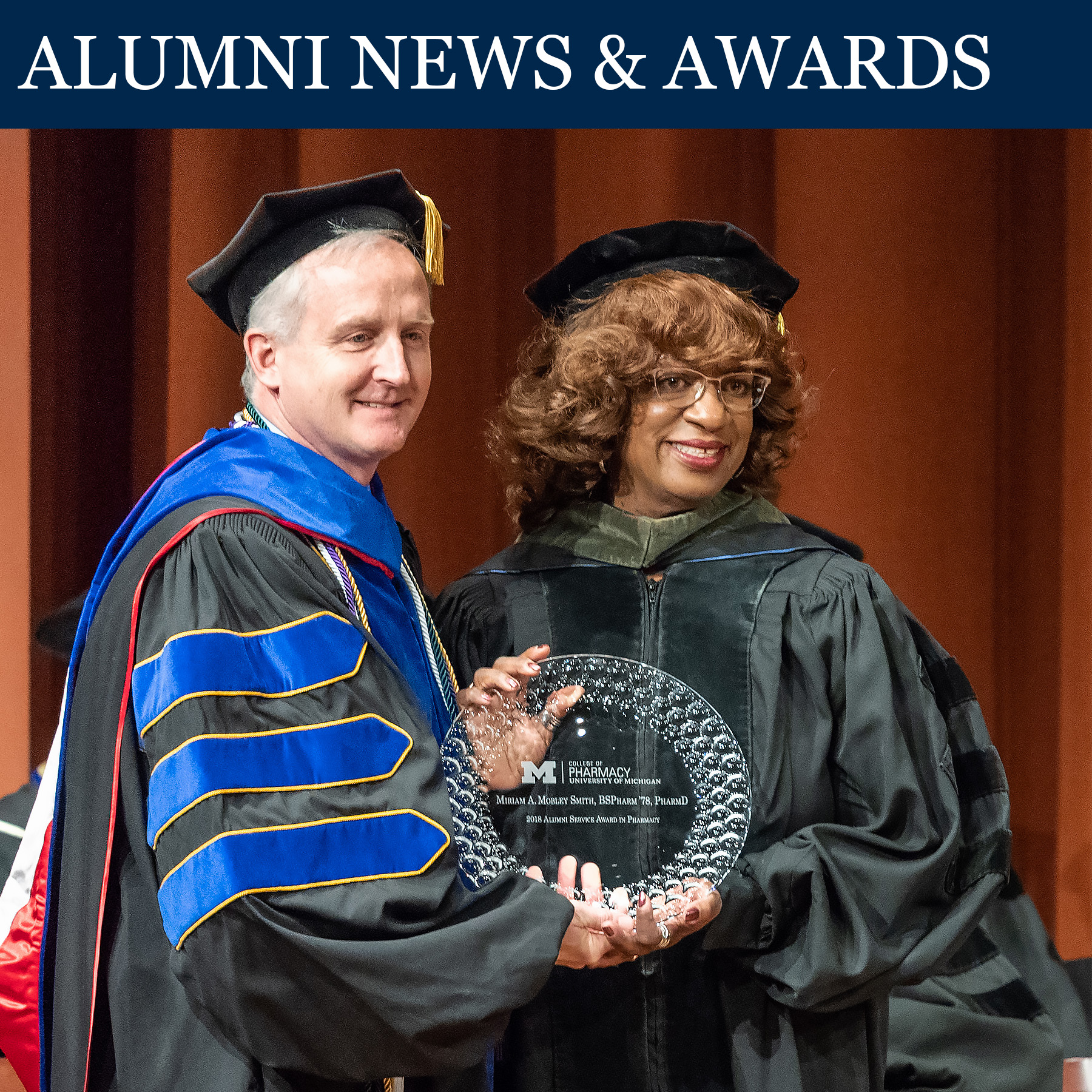 Alumni News and Awards