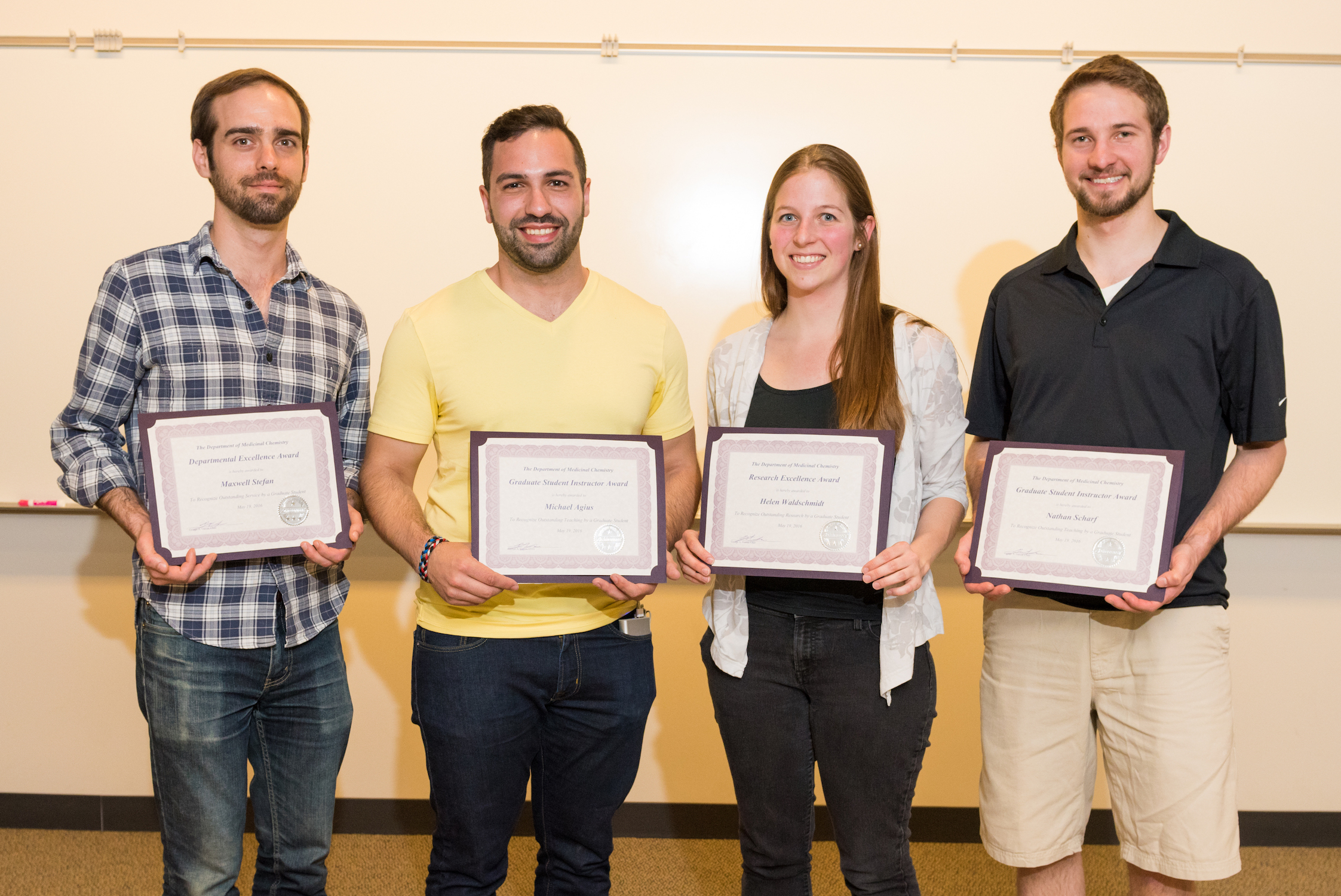 phd thesis in pharmaceutical chemistry To provide a high-quality graduate program culminating in the award of a phd in pharmaceutical sciences, including the areas of pharmaceutics, pharmacognosy, medicinal chemistry, and pharmacology to foster the development of students as critical thinkers, team players, self-directed interdisciplinary scholars, and communicators.