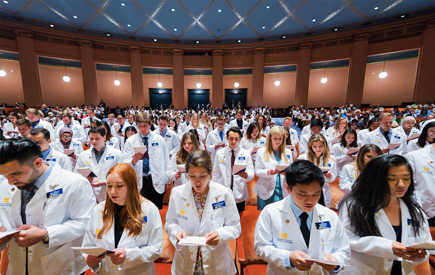 White Coat Ceremony 2017