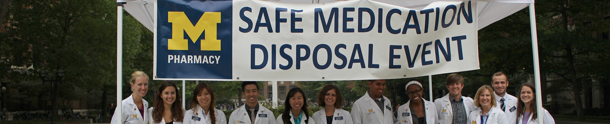 Safe Medication Disposal Event