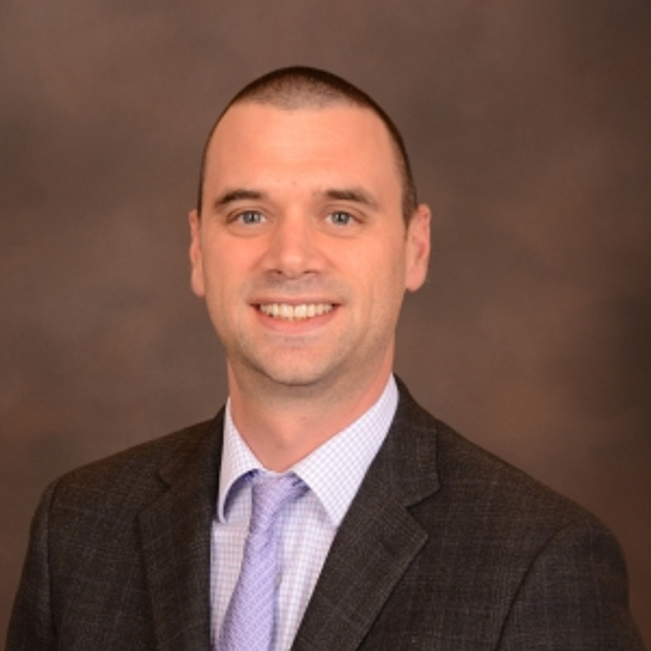 Headshot of Dr. Jason Pogue