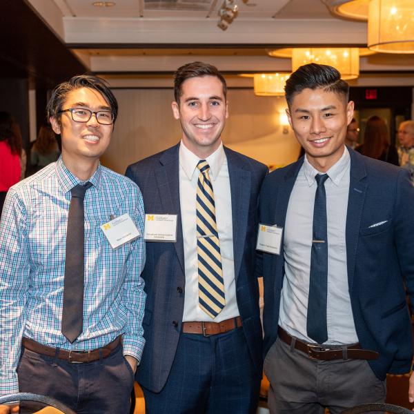 Pharmacy students connect at Prescott Celebration