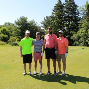Recent CoP Grads at Pharmacy Golf Scramble