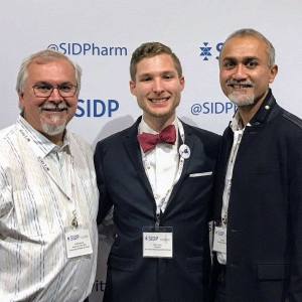 Left to right, Keith Rodvold, Ryan Crass, Amit Pai